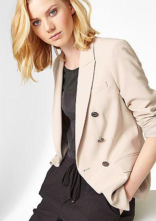 Elegante double-breasted blazer