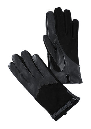 Elegante Handschuhe aus Leder