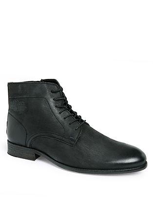 Elegante Leder-Boots