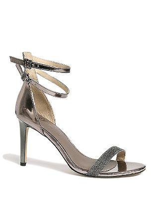 Elegante Riemchen-Sandaletten