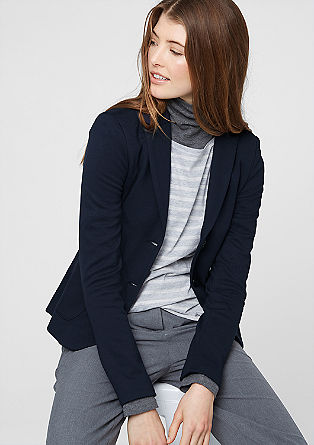 Eleganter Stretch-Blazer