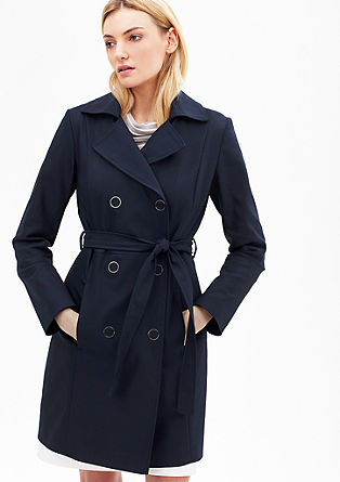 Eleganter Trenchcoat