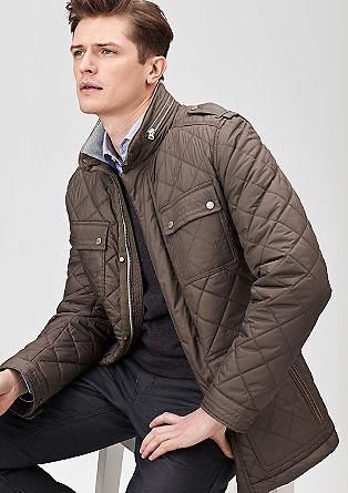 Elegantna prešita jakna