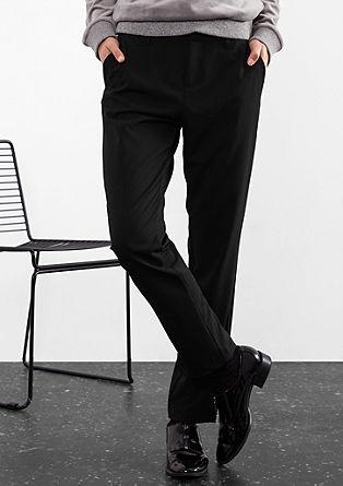 Elegantne hlače chino iz viskozne mešanice
