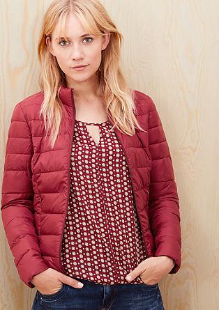 Extra luchtige gewatteerde jas