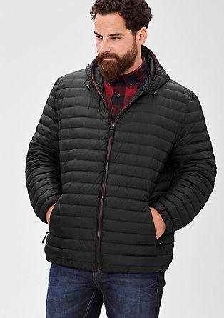 Extra luchtige jas met dons