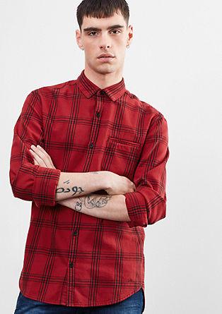 Extra Slim: Baumwollhemd