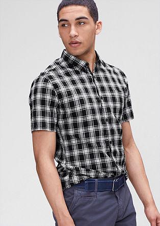 Extra Slim: Hemd mit frischen Karos