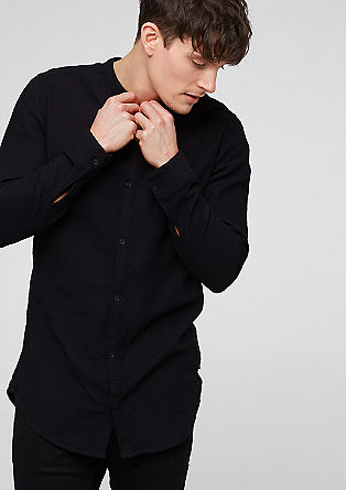 Extra Slim: Long shirt from s.Oliver