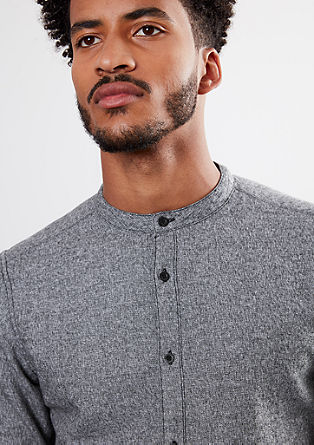 Extra Slim: melirana srajca