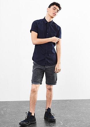 Extra Slim: srajca s posebnim učinkom barvnega pranja