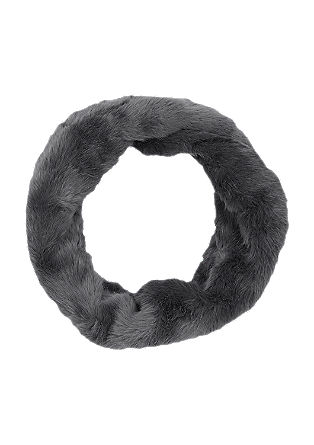 Fake fur snood from s.Oliver