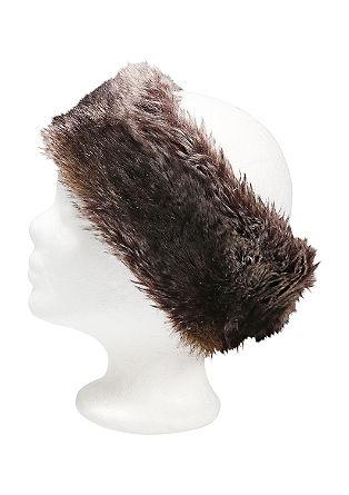 Fake Fur-Stirnband