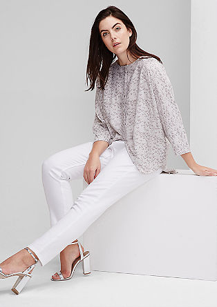 Fancy Fit: 7/8-length jeans from s.Oliver