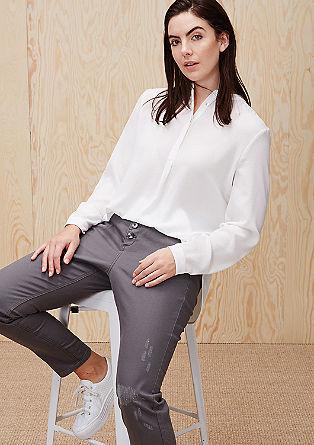 Fancy Fit: 7/8 Stretch-Jeans