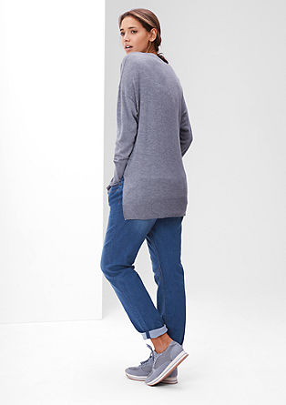 Fancy Fit: jeans hlače z gumbi