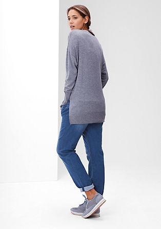 Fancy fit: jeans met knoopsluiting