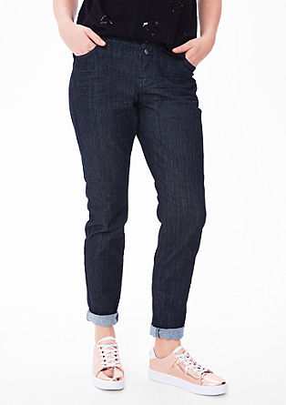 Fancy Fit: Jeans with a double button from s.Oliver