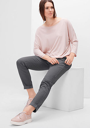 Fancy Fit: Leichte Stretch-Hose