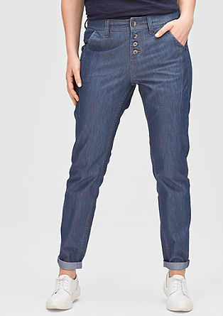 Fancy Fit: lightweight denim jeans from s.Oliver