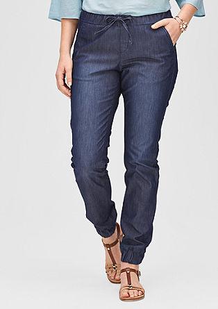Fancy Fit: temne športne hlače