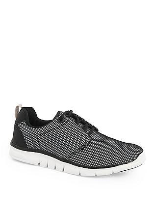 Federleichte Textil-Sneaker