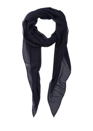 Fijne sjaal van chiffon