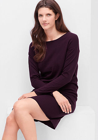Fine knit dress from s.Oliver