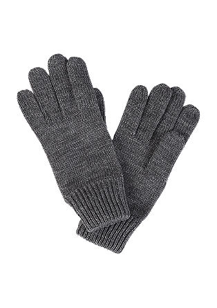 Fine knit gloves from s.Oliver