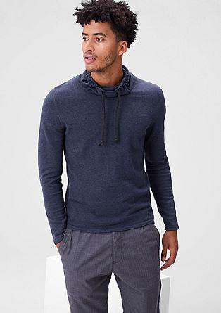 Fine knit turtleneck jumper from s.Oliver
