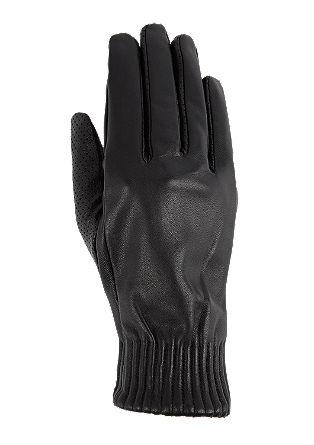 Fingerhandschuhe aus Leder