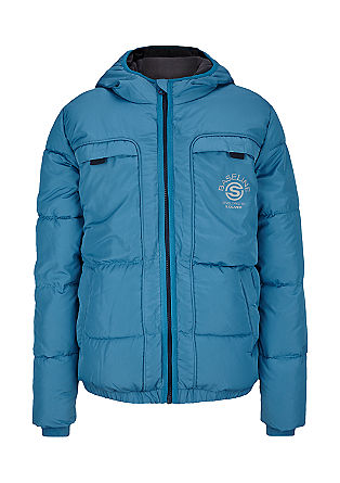 Fleece lined padded winter jacket from s.Oliver