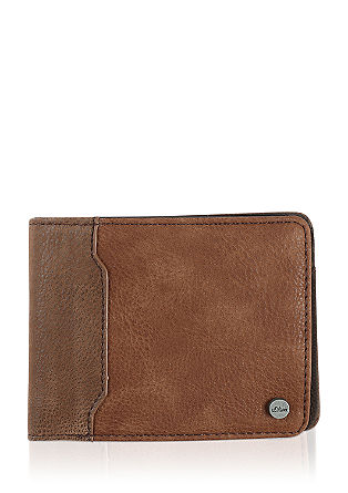 Folding purse from s.Oliver