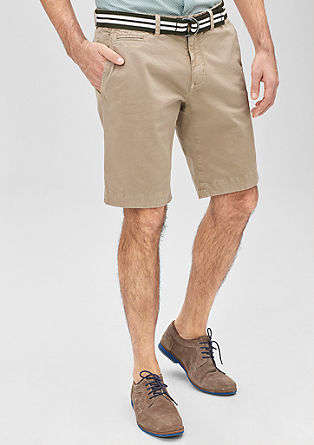Frederico Slim: chino Bermudas from s.Oliver
