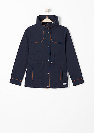 Functional anorak from s.Oliver