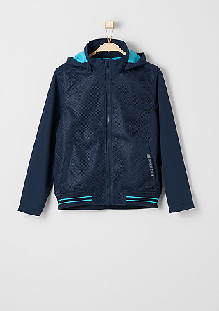 Functional softshell jacket from s.Oliver