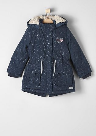 Functional winter coat from s.Oliver