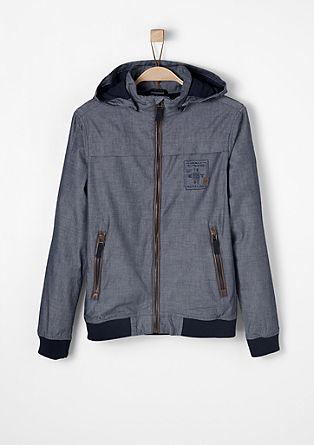Funkcijska jakna iz chambraya