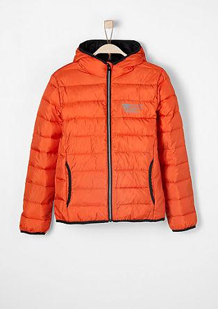Funkcijska jakna v zanimivih barvah
