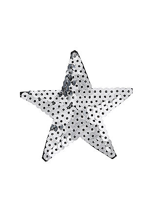Funkelnder Star Patch