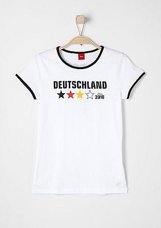 Fußball-EM-Shirt