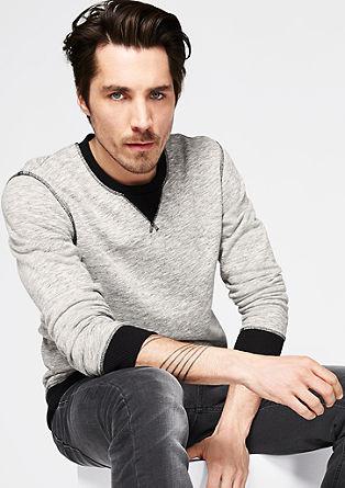 Garment Dyed-Sweatshirt