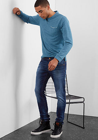 Gavin Skinny: Ultra stretchy jeans from s.Oliver