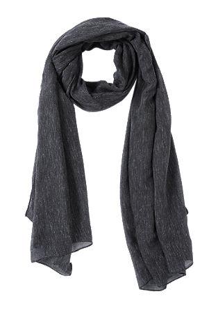 Gemêleerde geweven sjaal