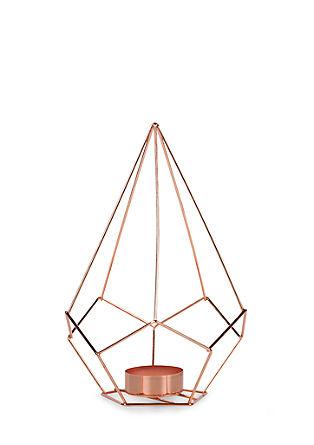 Geometrischer Teelichthalter