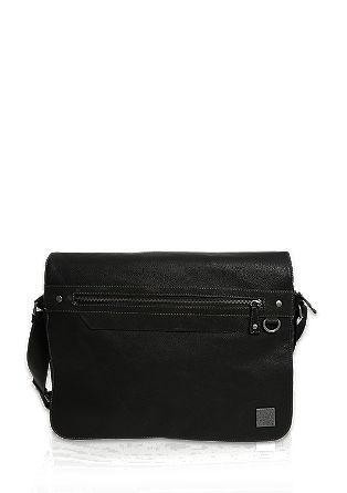 Geräumige Messenger Bag
