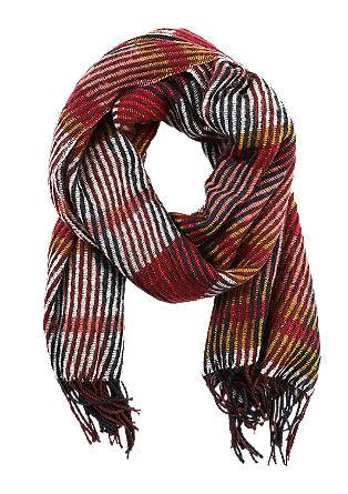Gestreifter Oversize-Schal