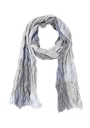 Geweven crinkle sjaal