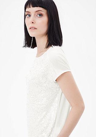 Glamurozna majica z bleščicami