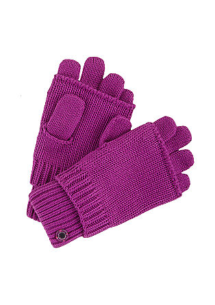Gloves with arm warmers from s.Oliver